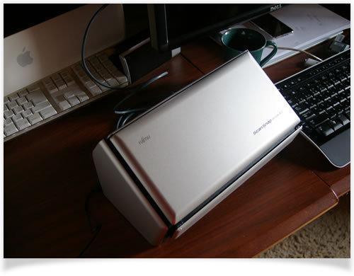 アメブロデザイン変更お任せください!ホームページデザインCUBES-ScanSnap S1500