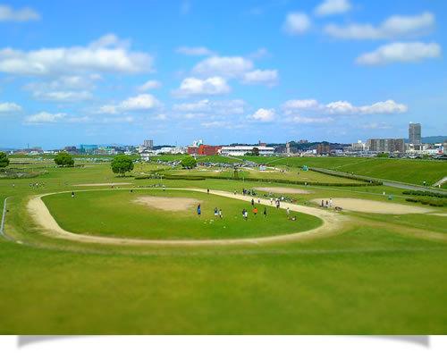 大阪の太っちょWebクリエイターCUBES-サイクリング