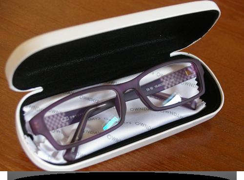 大阪の太っちょWebクリエイターCUBES-色眼鏡
