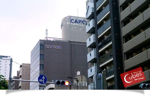 大阪の太っちょWebクリエイターCUBES-カプコン