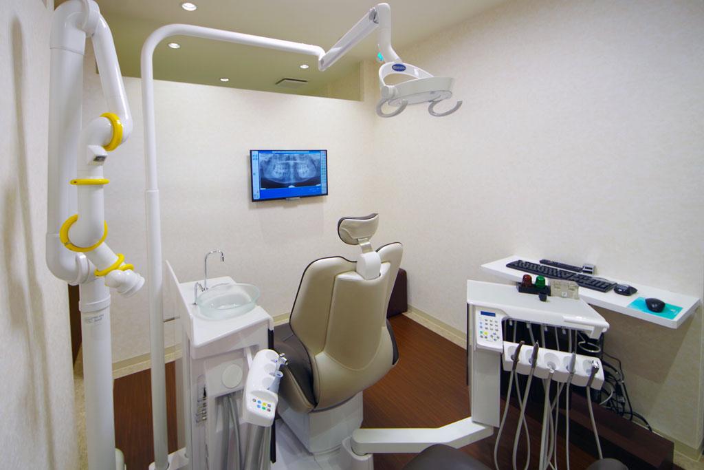 歯医者 技工室撮影